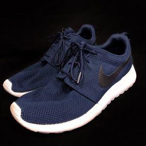 Blue Nike Roshe